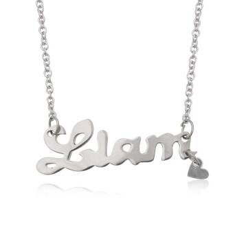 Necklace steel one direction LIAM